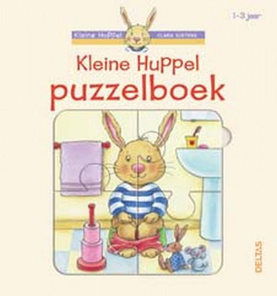 Kleine Huppel Puzzelboek