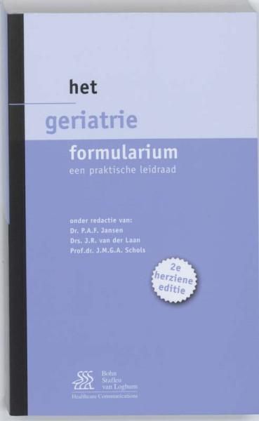 Het geriatrie formularium