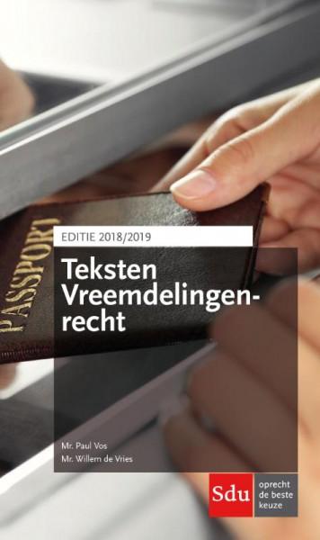 Teksten Vreemdelingenrecht 2018-2019