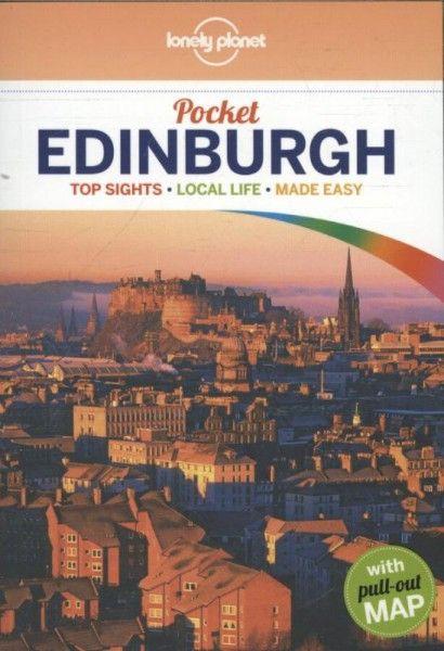 Lonely Planet Pocket Edinburgh dr 3