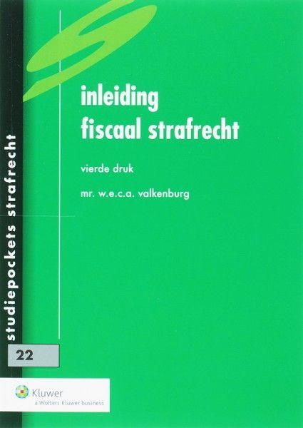 Inleiding fiscaal strafrecht