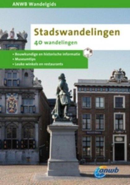 ANWB wandelgids : Stadswandelingen