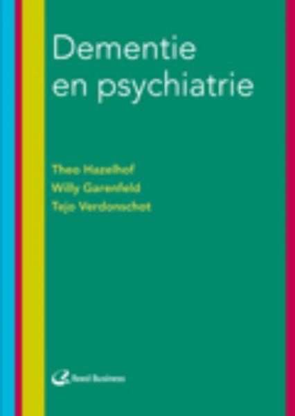 Dementie en psychiatrie