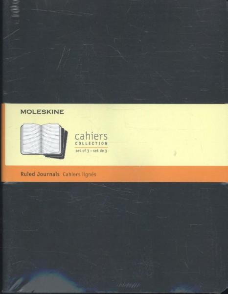 Moleskine Xlarge Ruled Cahier