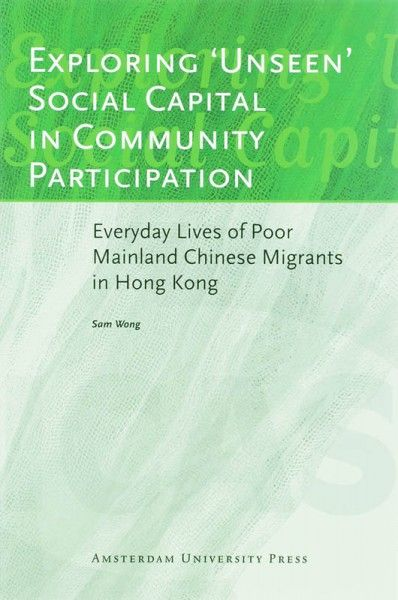 ICAS Publications Series Exploring 'Unseen' Social Capital in Community Participation