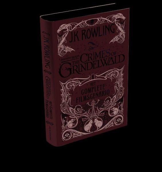 Fantastic Beasts: The Crimes of Grindelwald – Het complete filmscenario