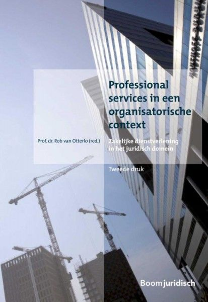 Professional services in een organisatorische context