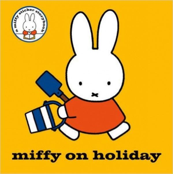 Bruna*Miffy on Holiday!