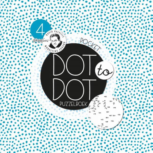 Dot to dot puzzelboek pocket 4