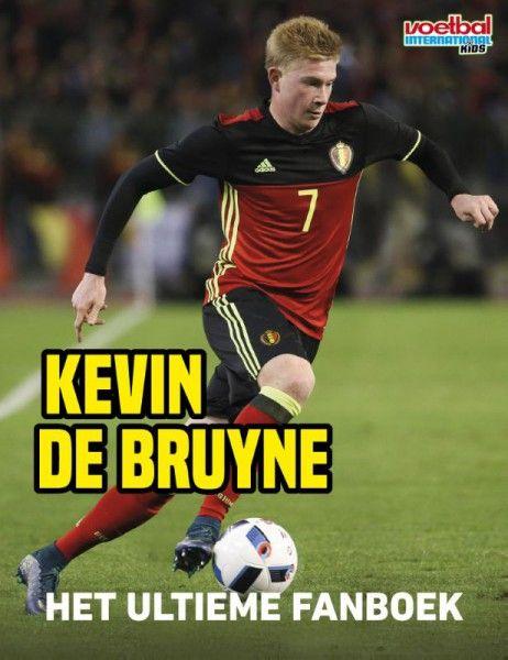 Kevin de Bruyne- ultieme fanboek