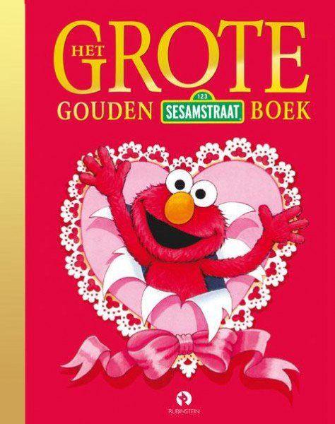 Het grote gouden Sesamstraatboek
