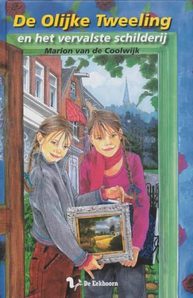 De olijke tweeling en het vervalste schilderij