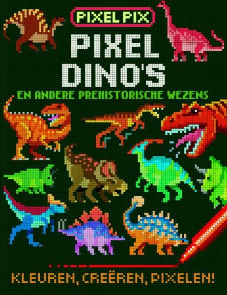 Pixel dino's