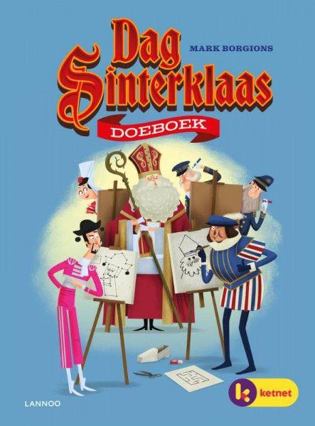 Dag Sinterklaas doeboek