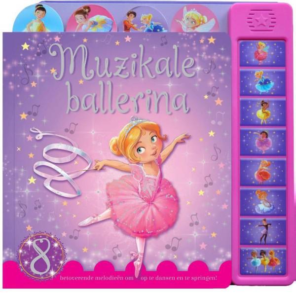 Muzikale ballerina; geluidboek