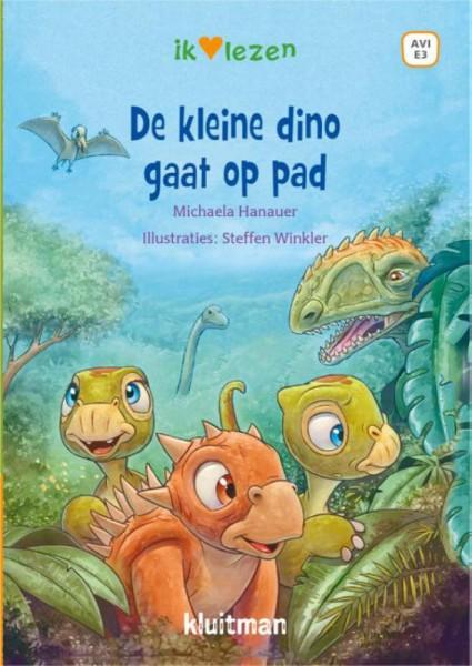 De kleine Dino gaat op pad