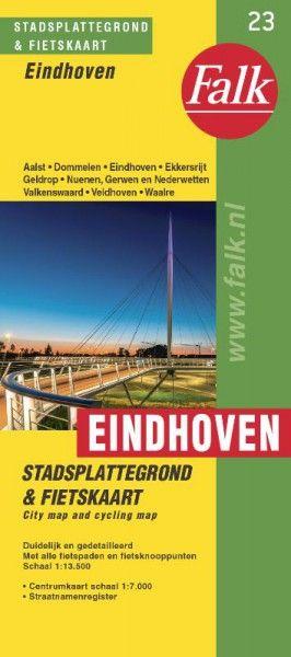 Eindhoven plattegrond