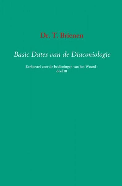 Basic dates van de diaconiologie III