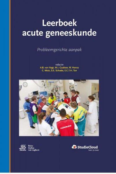 Leerboek acute geneeskunde + StudieCloud