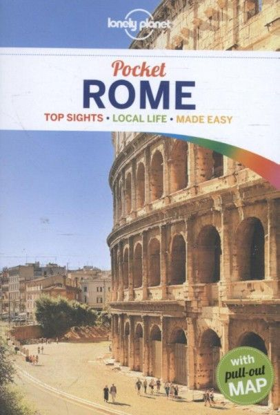 Lonely Planet Pocket Rome dr 4