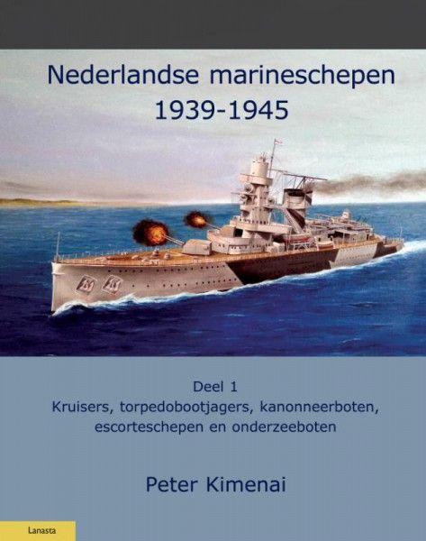 Nederlandse Marineschepen 1940-1945 1