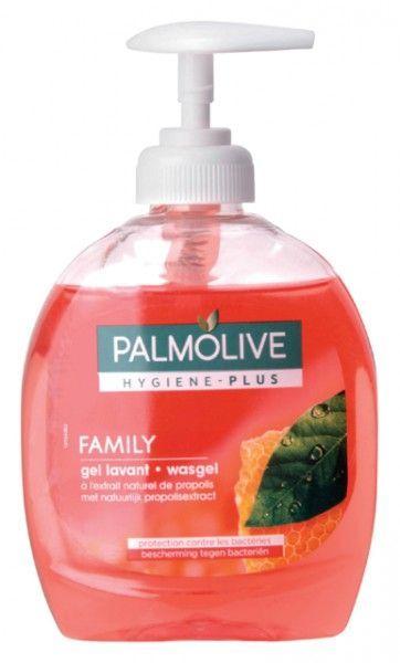 Handzeep Palmolive Antibacterieel met pomp 300ml