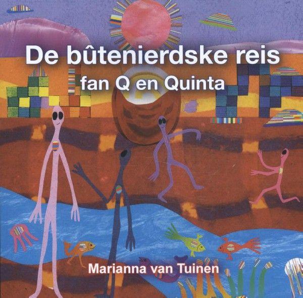 De bûtenierdske reis fan Q en Quinta