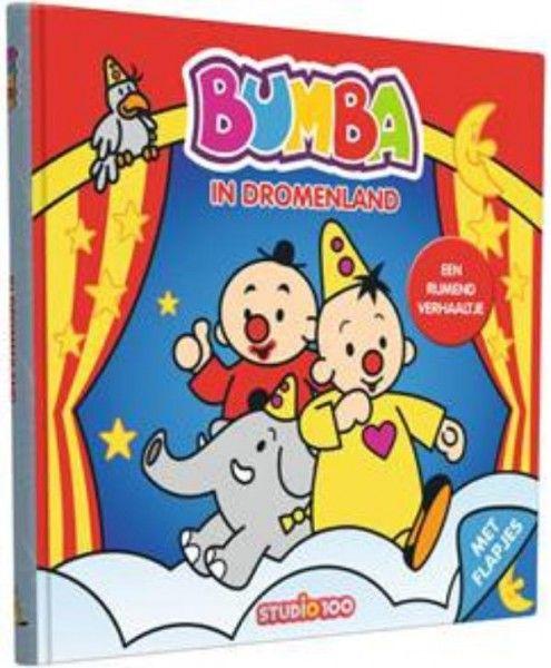 Bumba : kartonboek met flapjes - Bumba in dromenland