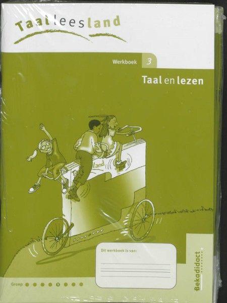 Taalleesland nieuw set 5 ex 3 gr 5 Werkboek