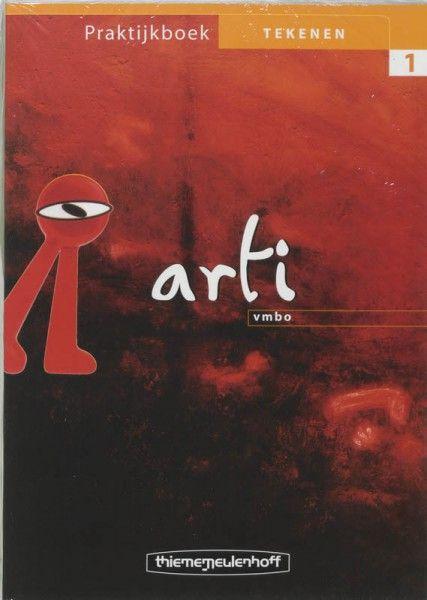 Arti 1 Vmbo Praktijkboek tekenen
