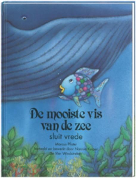 De mooiste vis van de zee sluit vrede