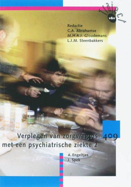 Traject V&V Verplegen van zorgvragers met een psychiatrische ziekte 2