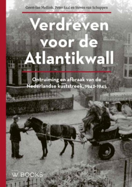 Verdreven voor de Atlantikwall