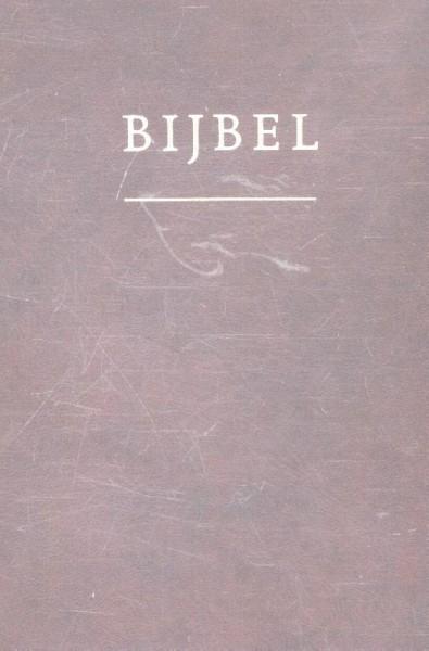 Bijbel huisbijbel nieuwe vertaling edelskai kleursnede rood
