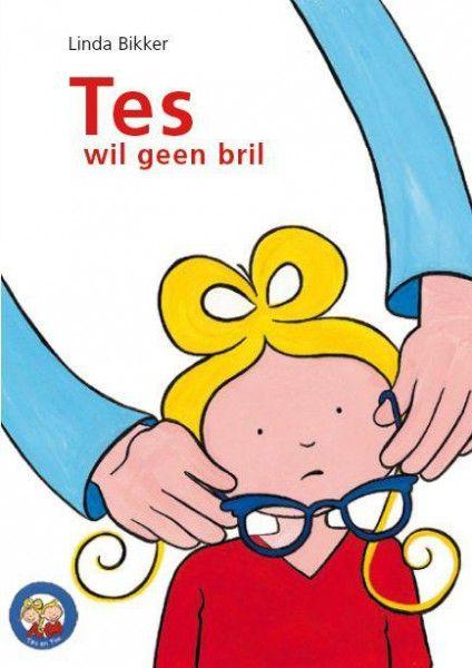 Tes wil geen bril