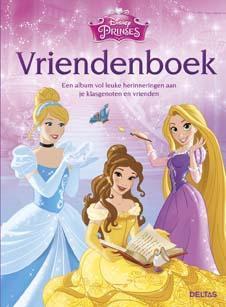 Disney Prinses vriendenboek