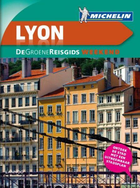 De Groene Reisgids Weekend - Lyon