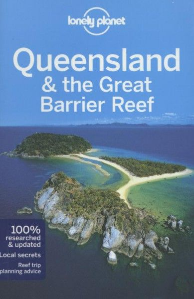 Lonely Planet Queensland & the Great Barrier Reef dr 7