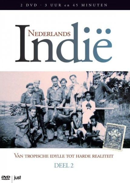 nederlands indie deel 2 -2 dvd