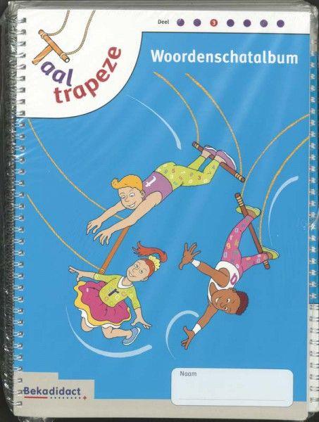 Taaltrapeze set 5 ex 3 Woordenschatalbum Werkboek
