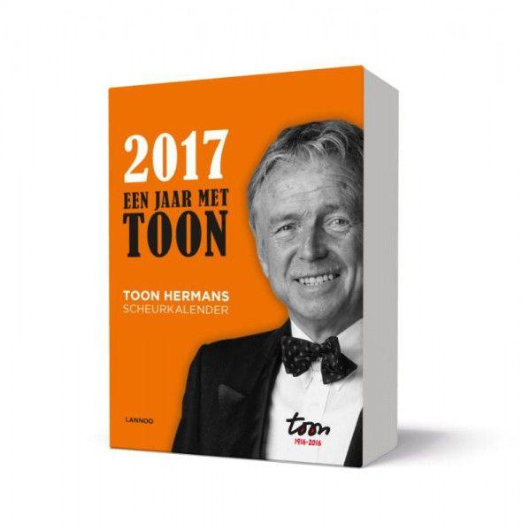 Een jaar met Toon 2017