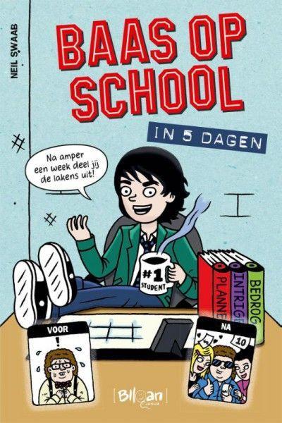 Baas op school