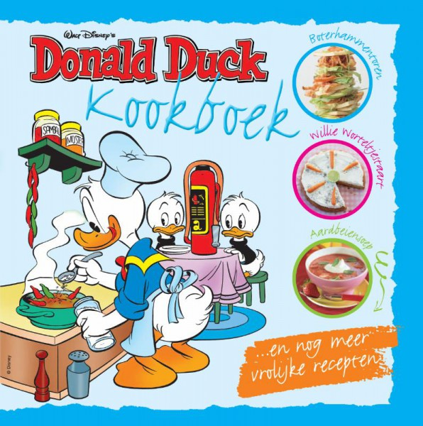 Donald Duck kookboek