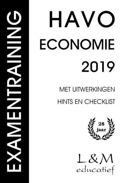Examentraining Havo Economie 2019