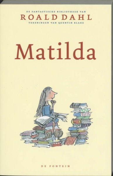 Matilda, paperback