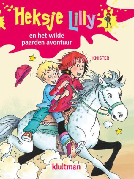 Heksje Lilly en het wilde paarden avontuur