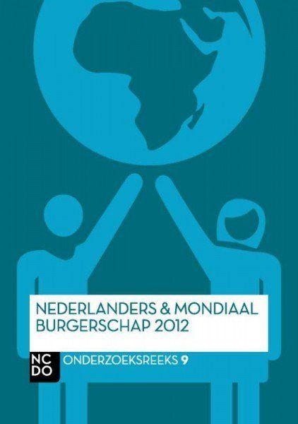 Onderzoeksreeks Nederlanders en mondiaal burgerschap 2012