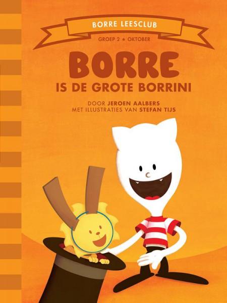 Borre is de Grote Borrini