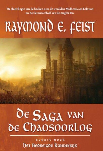 Saga van de Chaosoorlog 1 - Het Bedreigde Koninkrijk