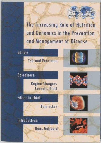 The Increasing Role of Nutrition and Genomics in the Prevention and Management of Disease
